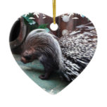African Porcupine Ornaments