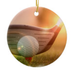 Golf Putter Ornament
